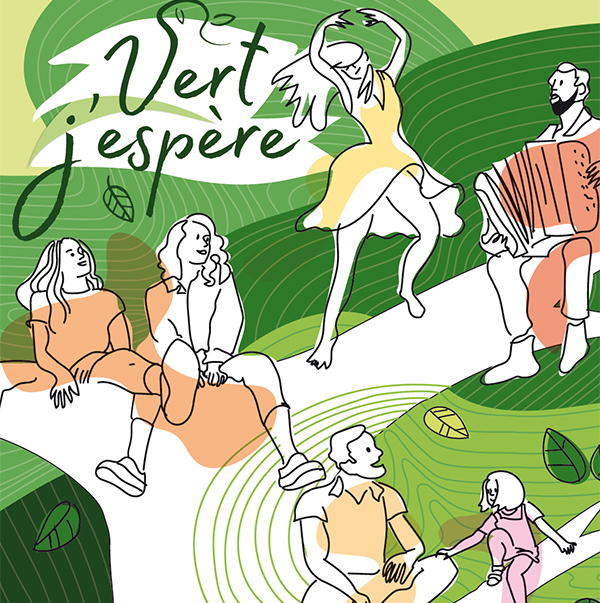 Agenda ► Vert J'espère. Circuit culturel et artistique à Sainte-Walburge