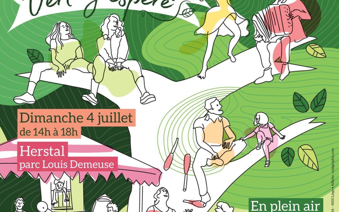 Agenda ► Vert J'espère – Spectacles de rue / Musique / Arts du cirque