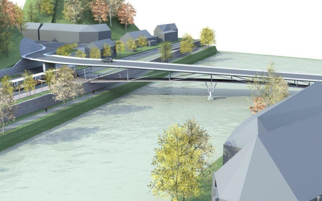 Le nouveau pont de Tilff en service cette fin de semaine