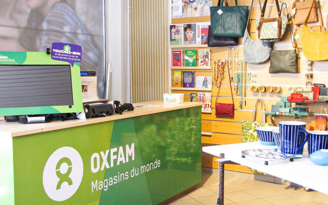 Oxfam ouvre un autre magasin de seconde main au centre-ville et recherche des bénévoles