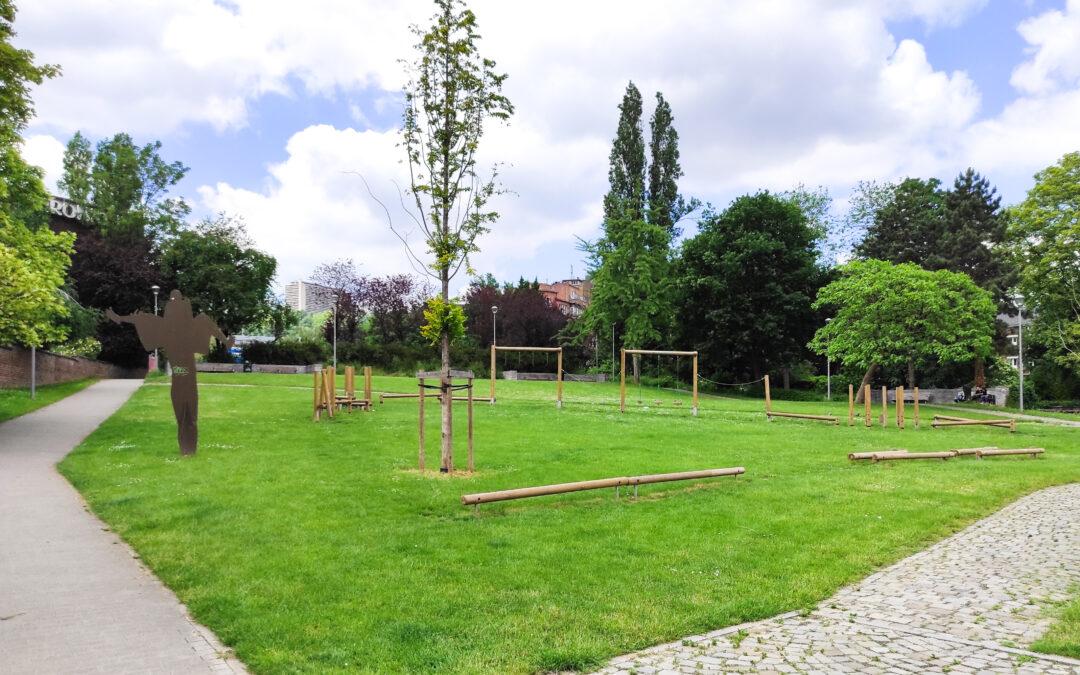 21 nouveaux espaces de jeux et de détente aménagés pour enfants et adultes cet été