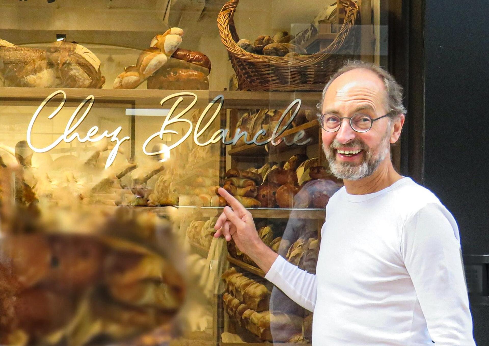 """Jean Galler ouvre une nouvelle boulangerie """"Chez Blanche"""" aux Guillemins"""