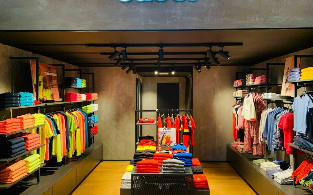 La marque liégeoise de prêt-à-porter J&JOY ouvre une boutique à Knokke et vise aussi le marché européen