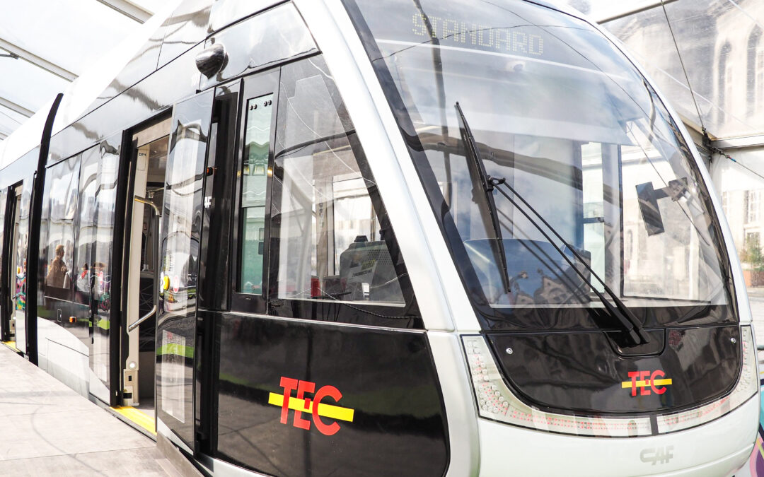 L'Europe accorde 105 millions d'euros pour étendre le tram liégeois vers Herstal et Seraing