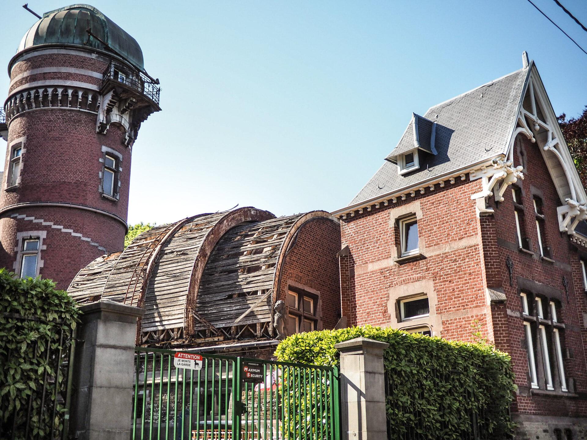 L'observatoire de Cointe ne sera finalement pas vendu: la Région va le conserver et y construire