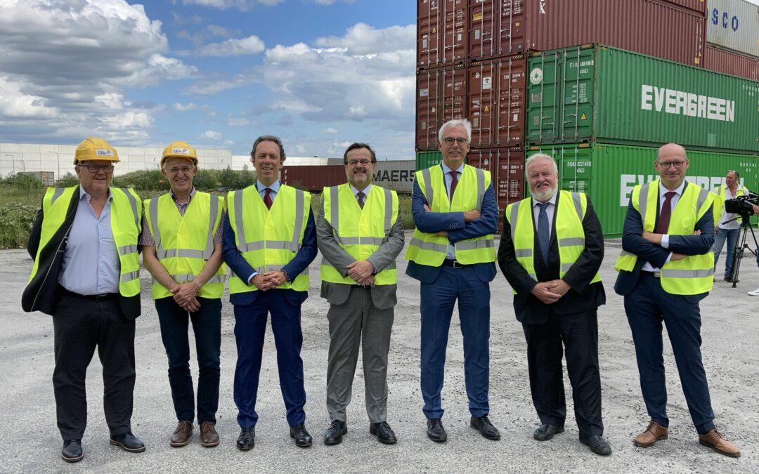 Les Ports d'Anvers et de Liège signent un nouvel accord de coopération