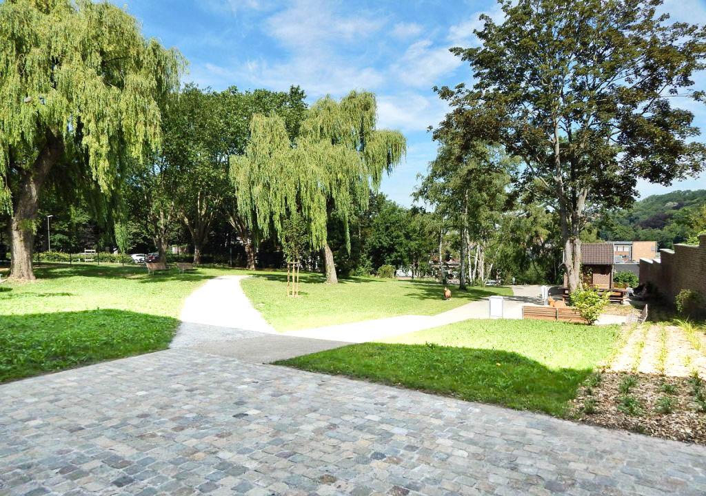 Le parc Sainte-Agathe va-t-il enfin devenir suffisamment accessible pour les habitants ?