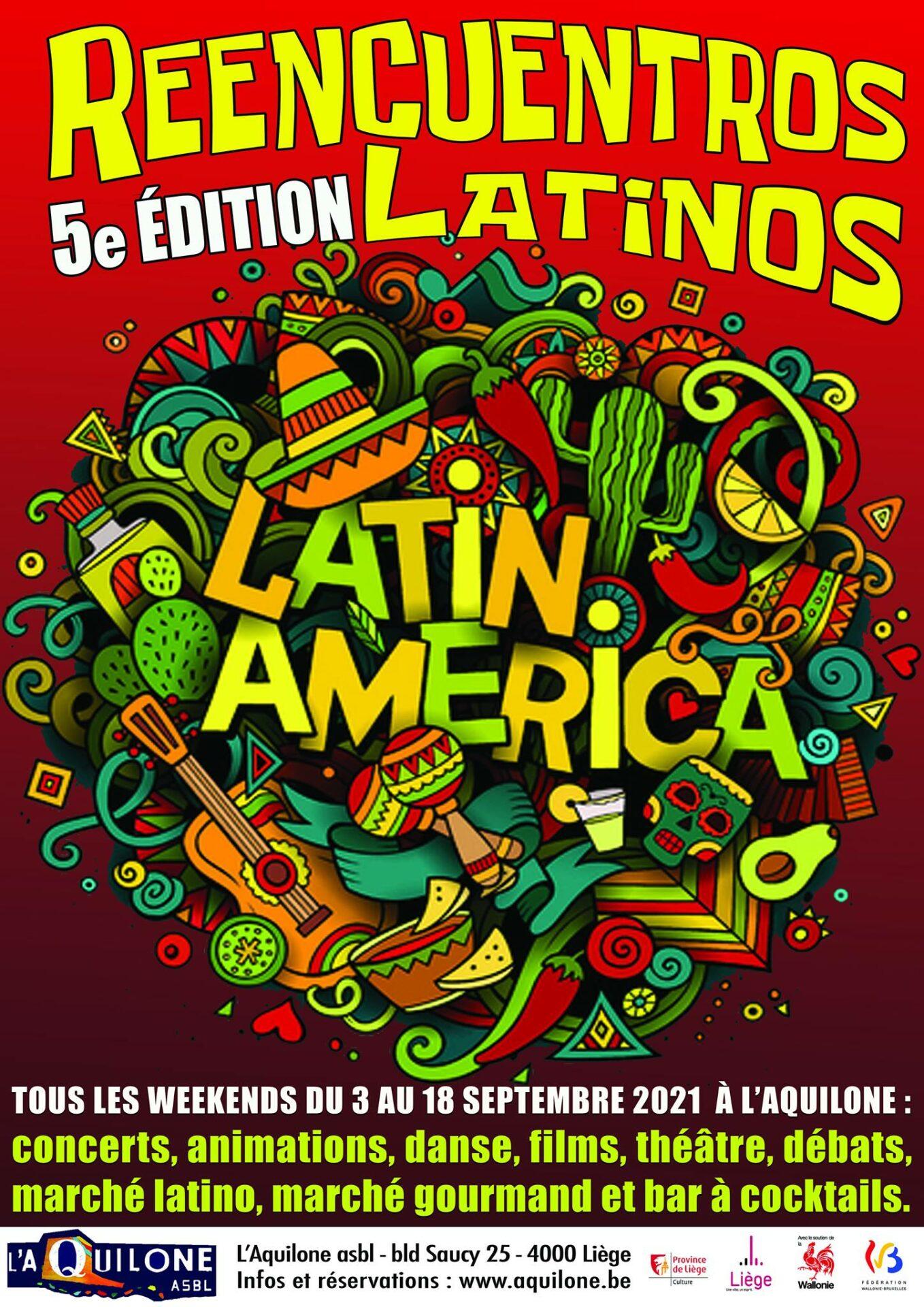 Reencuentros Latinos 5ème édition