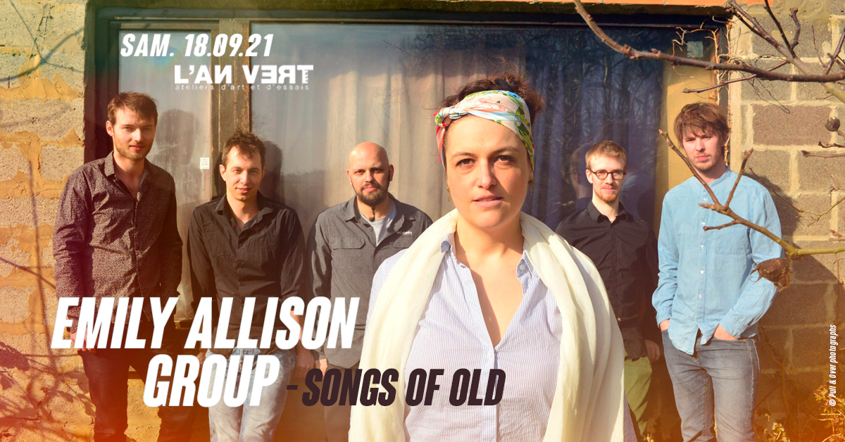 """EMILY ALLISON GROUP : """"Songs of Old"""""""