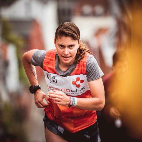 La Liégeoise Delphine Thirifays championne du monde de duathlon