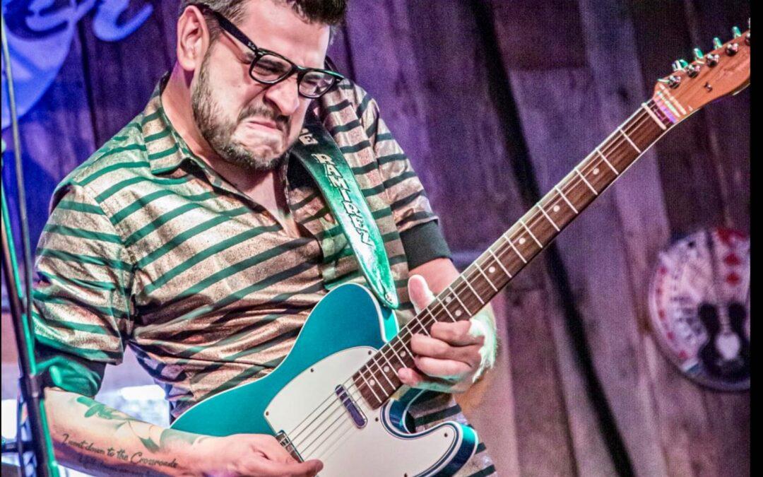 Agenda ► José Ramirez (CR/USA) blues