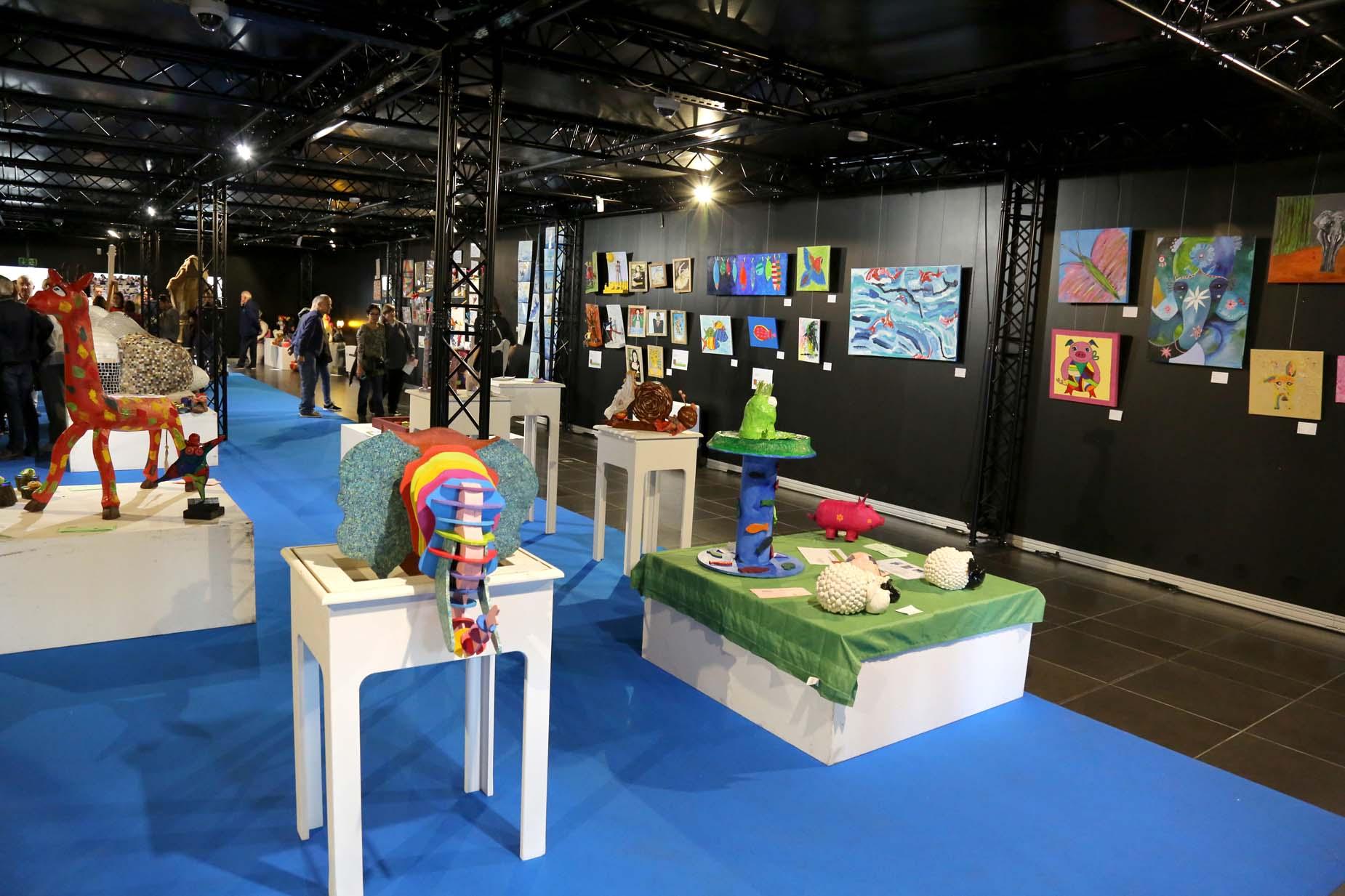 L'exposition « Pan'Art, un coup de pied aux idées reçues » fête ses 10 ans à la Cité Miroir