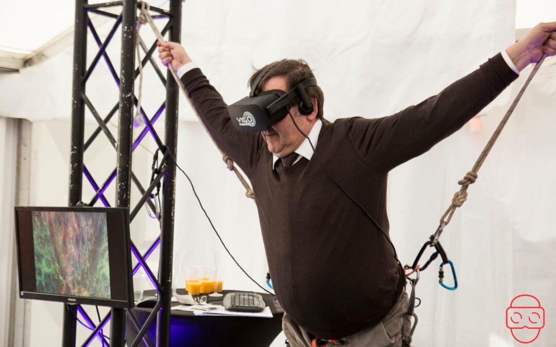 La réalité virtuelle et augmentée s'invite pour la deuxième fois à la Médiacité