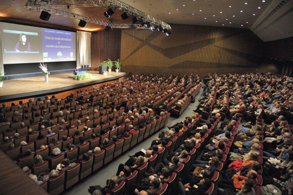 Redémarrage des Grandes Conférences liégeoises