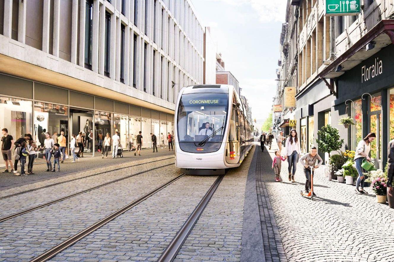 """Tram: """"le planning actuel n'est pas fiable"""", estime le bourgmestre"""