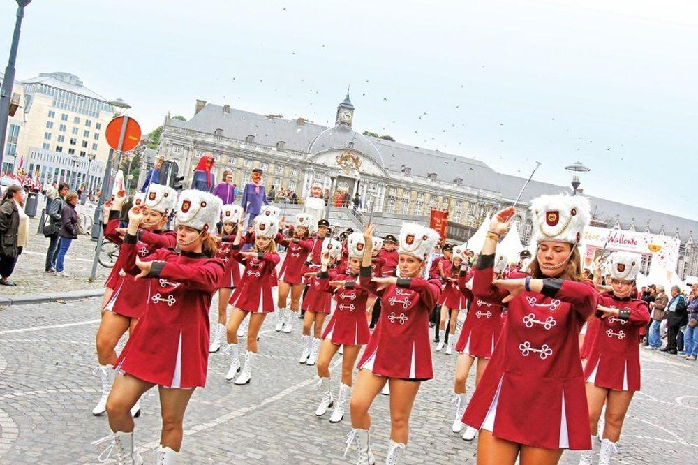 Fêtes de Wallonie ce week-end au Reflektor et au Palais provincial mais avec Covid Safe Ticket