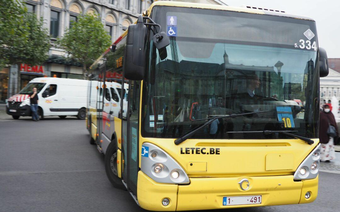Suppression de trajets sur la plupart des lignes de bus ce vendredi
