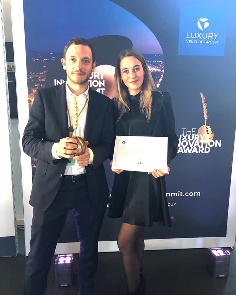 Les magiciens liégeois de Levita grands gagnants du Luxury innovation awards 2021