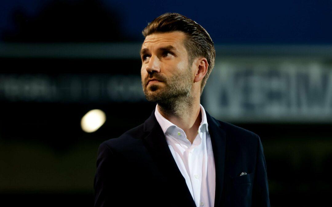Luka Elsner est le nouveau coach du Standard