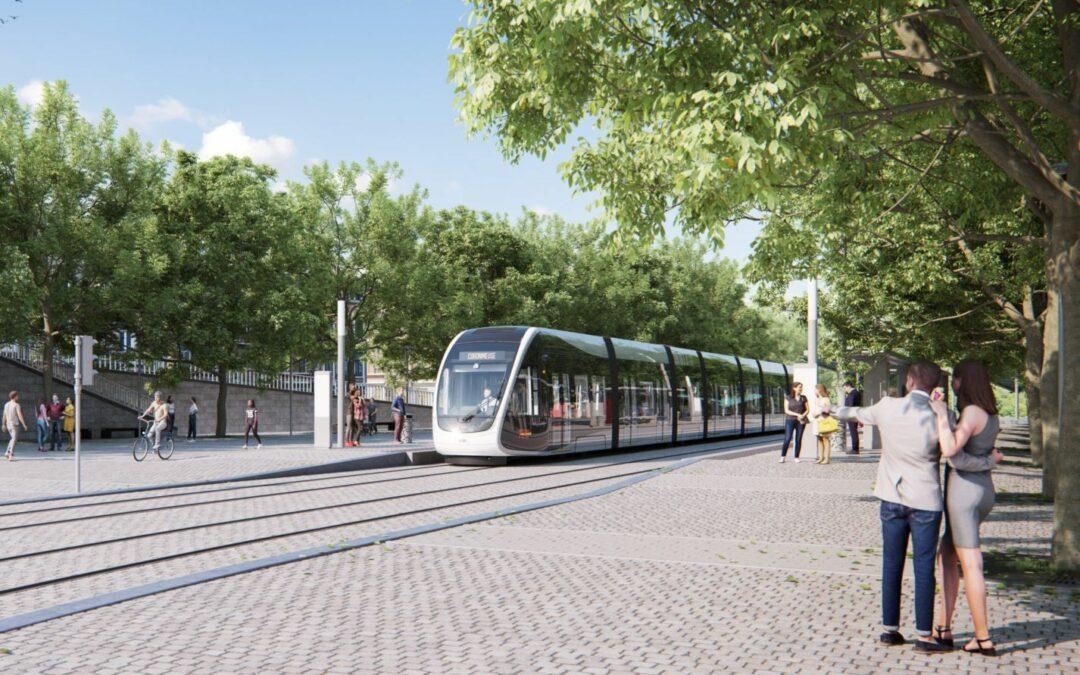 Fête du tram samedi au Val-Benoît: tracé virtuel, animations pour les enfants,…