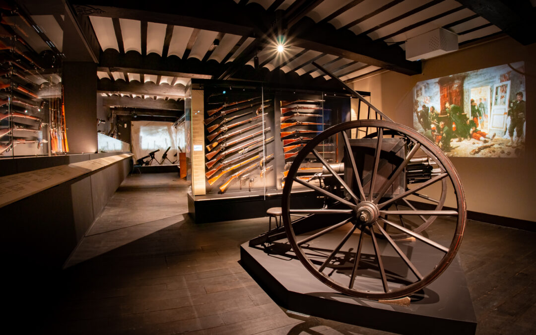 Curtius Museum Unveils New Ground for #Warfare Weapons – It is Free This Week
