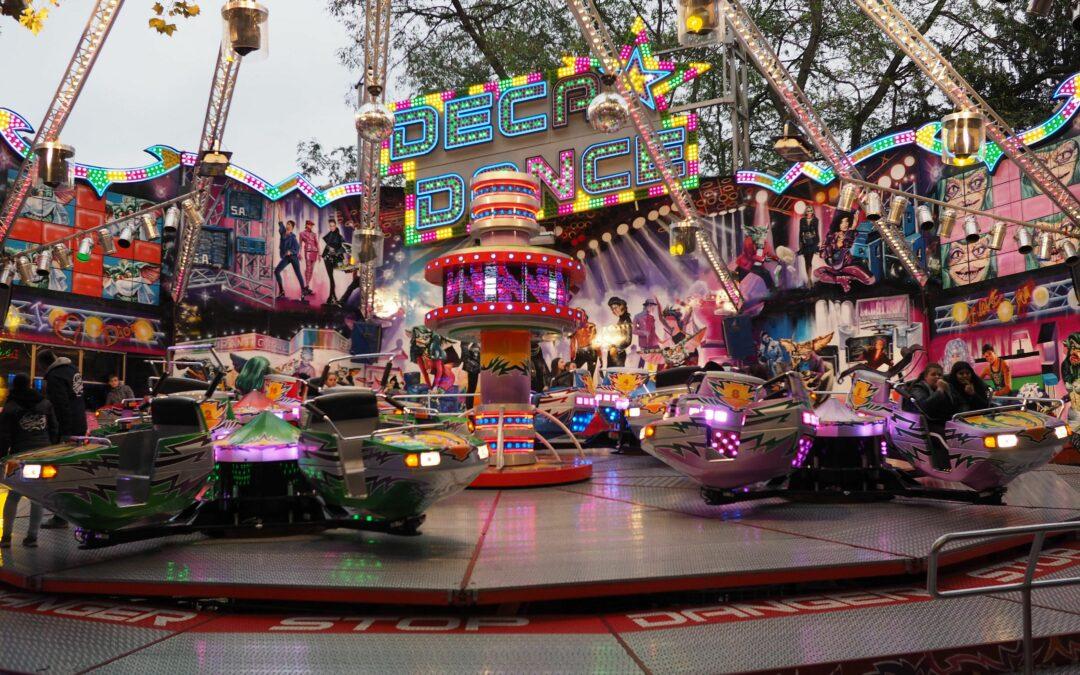 La Ville offre les emplacements de la foire aux propriétaires des attractions
