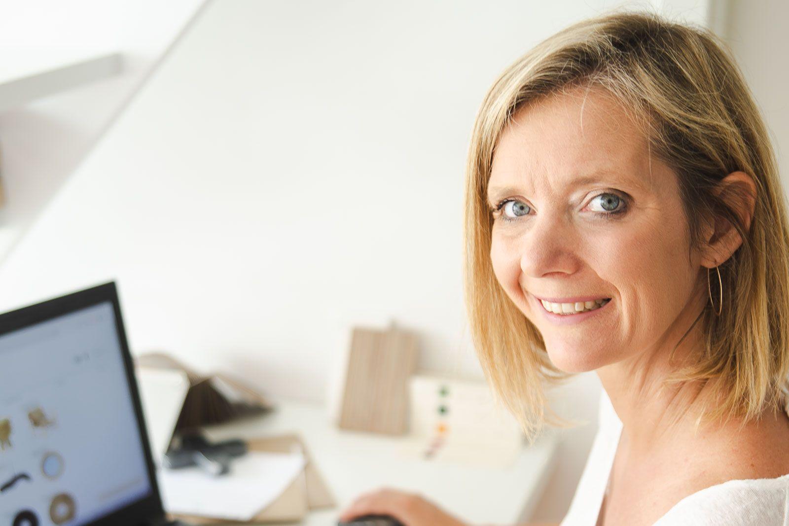 Une décoratrice et architecte d'intérieur propose ses découvertes sur un e-shop