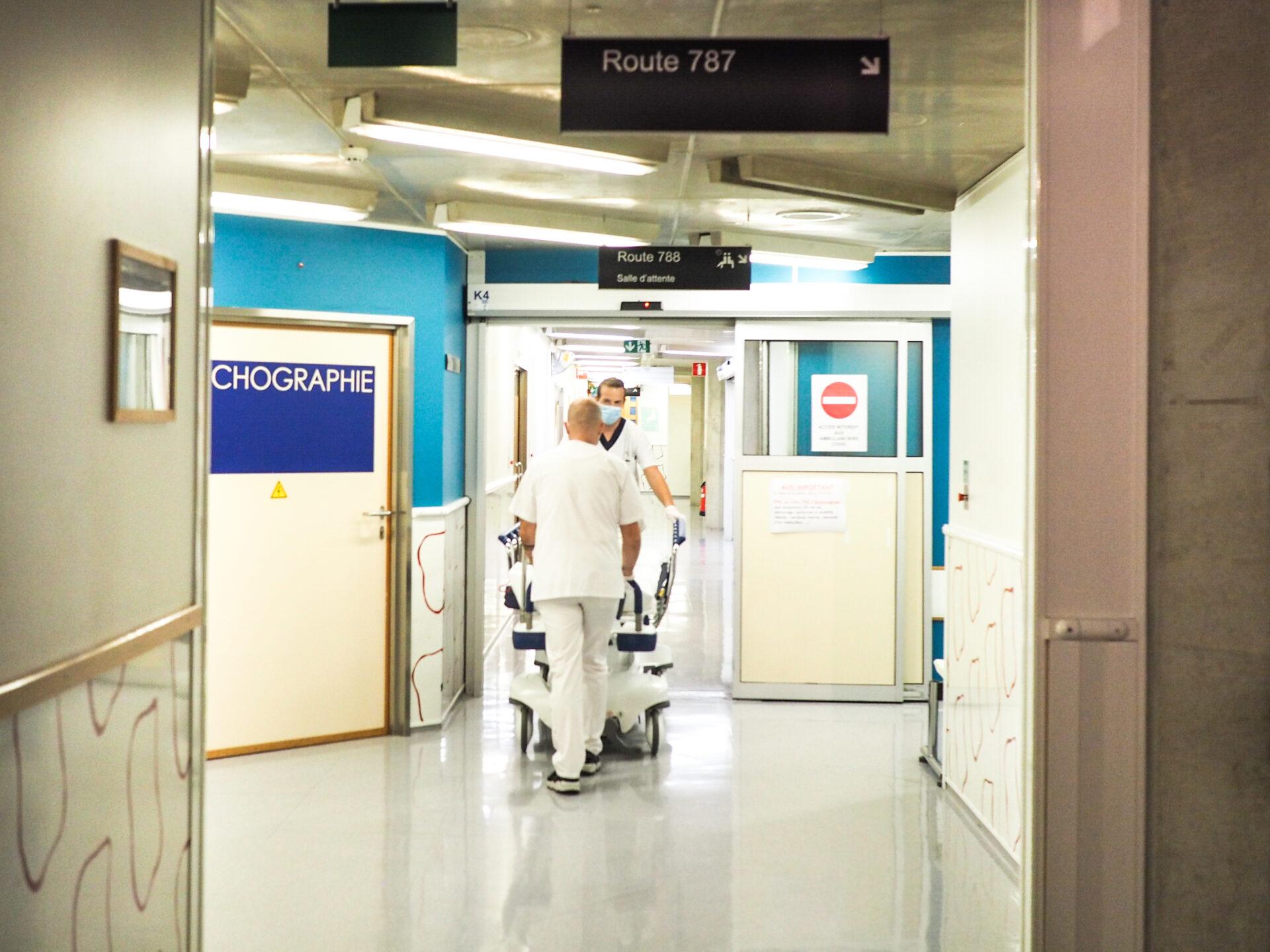 Le nombre de patients Covid a doublé en un mois dans certains hôpitaux liégeois